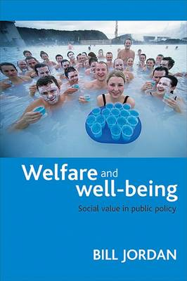 Welfare and well-being: Social value in public policy (Paperback)