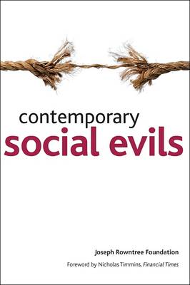 Contemporary social evils (Paperback)