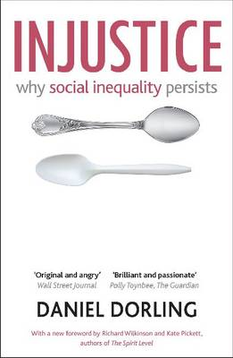 Injustice: Why Social Inequality Persists (Hardback)
