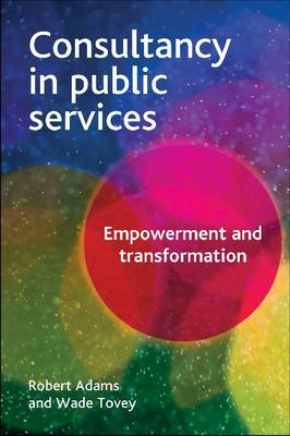 Consultancy in public services: Empowerment and transformation (Paperback)