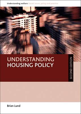 Understanding Housing Policy (Book)