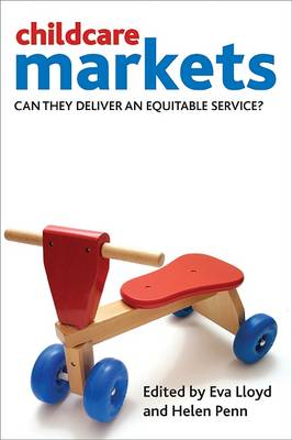 Childcare markets: Can they deliver an equitable service? (Paperback)