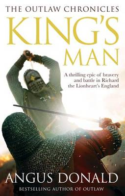 King's Man - Outlaw Chronicles (Paperback)