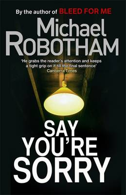 Say You're Sorry (Paperback)