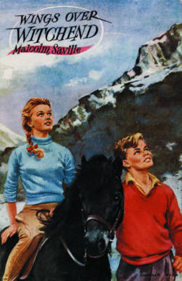 Witchend: Wings Over Witchend - Lone Pine No. 8 (Paperback)
