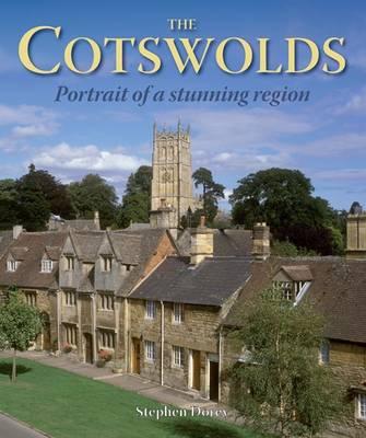 Cotswolds - Portrait of a Stunning Region (Hardback)
