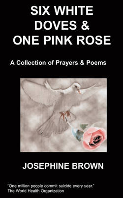 Six White Doves & One Pink Rose (Paperback)