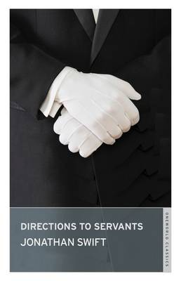 Directions to Servants (Paperback)