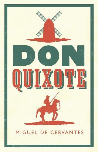 Don Quixote - Evergreens (Paperback)