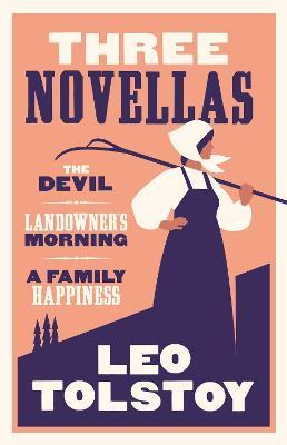 Three Novellas (Paperback)