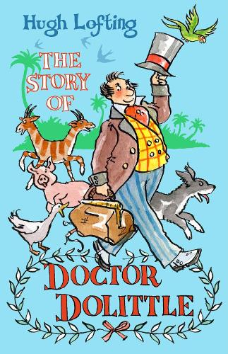 The Story of Doctor Dolittle - Alma Junior Classics (Paperback)