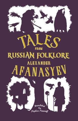 Tales from Russian Folklore (Paperback)