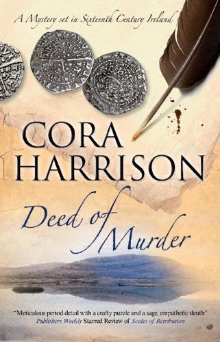 Deed of Murder - A Burren Mystery (Paperback)
