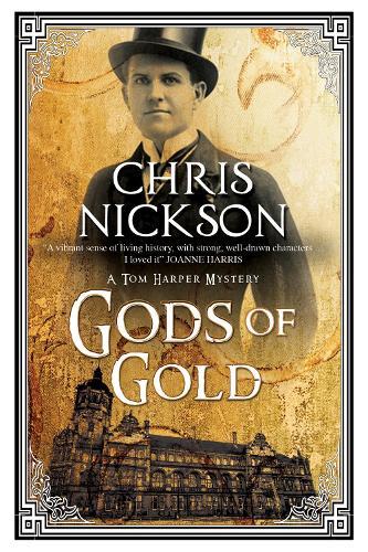 Gods of Gold - A Tom Harper Mystery (Paperback)