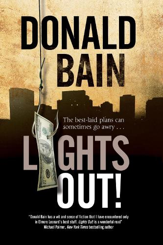Lights Out! - A Heist Thriller Involving the Mafia (Paperback)