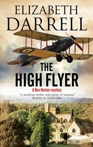 The High Flyer: An Aviation Mystery (Paperback)