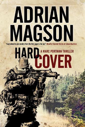 Hard Cover - A Marc Portman thriller (Paperback)