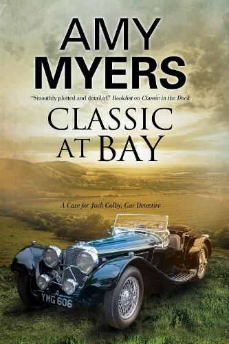 Classic at Bay - A Jack Colby Mystery (Paperback)