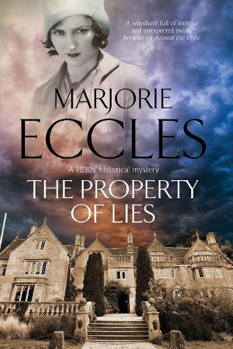 The Property of Lies - A Herbert Reardon Mystery (Paperback)