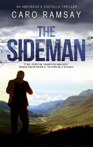 The Sideman - An Anderson & Costello Mystery (Paperback)