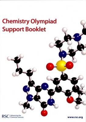 Chemistry Olympiad Support Booklet (Paperback)