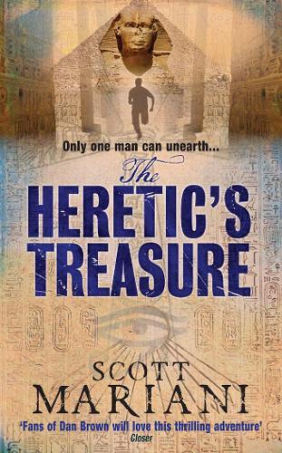 The Heretic's Treasure - Ben Hope 4 (Paperback)