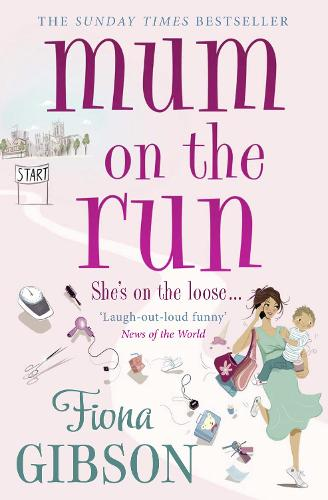 Mum On The Run (Paperback)