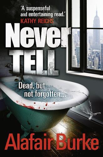 Never Tell (Paperback)