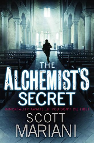 The Alchemist's Secret - Ben Hope Book 1 (Paperback)