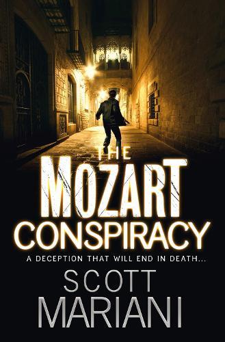 The Mozart Conspiracy - Ben Hope Book 2 (Paperback)