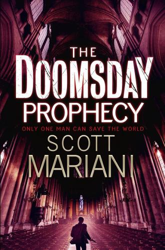 The Doomsday Prophecy - Ben Hope Book 3 (Paperback)