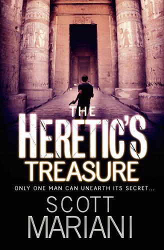 The Heretic's Treasure - Ben Hope Book 4 (Paperback)