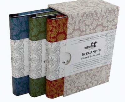 Ireland's Flora and Fauna Collection - Flora & Fauna (Hardback)