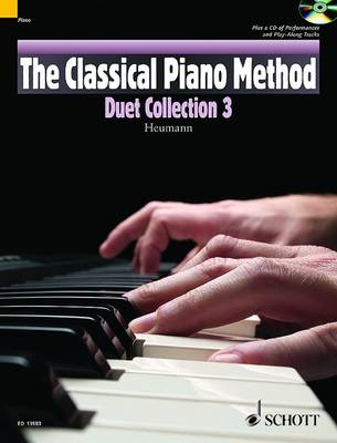 The Classical Piano Method: Duet Collection 3 - The Classical Piano Method