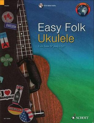 Easy Folk Guitar: 29 Traditional Pieces