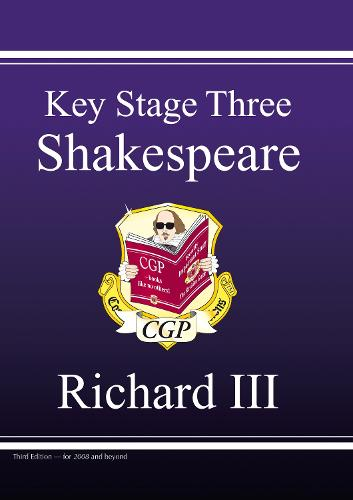 KS3 English Shakespeare Test Guide - Richard III (Paperback)