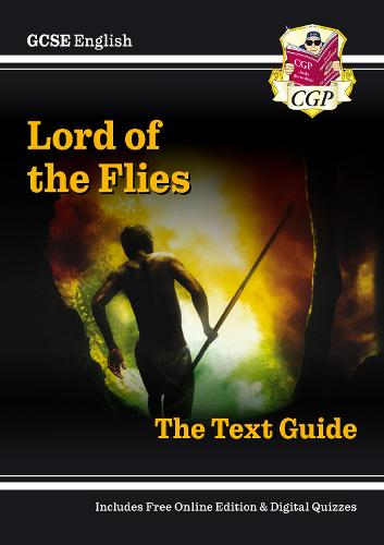GCSE English Text Guide - Lord of the Flies (Paperback)