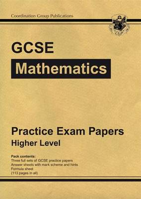 GCSE Maths Linear Practice Papers - Higher (Paperback)