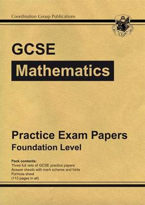 GCSE Maths Linear Practice Papers - Foundation (A*-G Resits) (Paperback)
