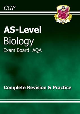 AS-Level Biology AQA Complete Revision & Practice (Paperback)