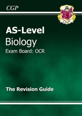 AS-Level Biology OCR Complete Revision & Practice (Paperback)