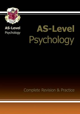 AS-Level Psychology Complete Revision & Practice (Paperback)