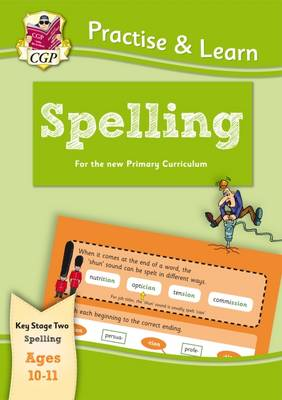 New Practise & Learn: Spelling for Ages 10-11 (Paperback)