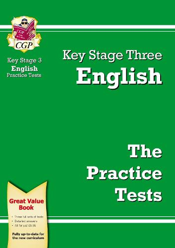 KS3 English Practice Tests (Paperback)