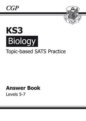 KS3 Biology Essential SATs Practice Answers - Levels 5-7 (Paperback)