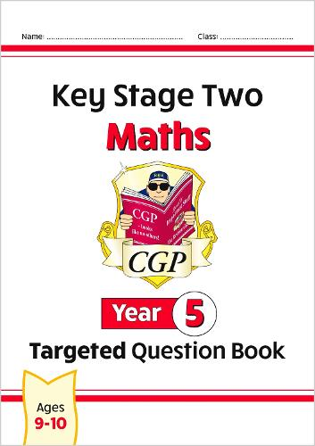 KS2 Maths Targeted Question Book - Year 5 (Paperback)