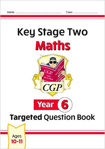 KS2 Maths Targeted Question Book - Year 6 (Paperback)