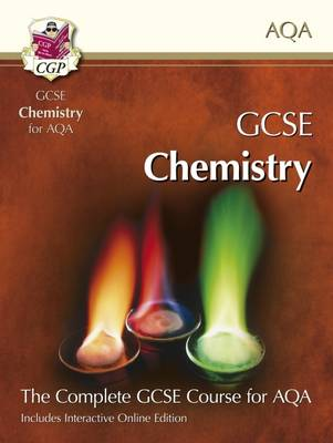 GCSE Chemistry for AQA: Student Book with Interactive Online Edition (A*-G Course) (Paperback)