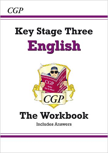 KS3 English Workbook (with Answers) (Paperback)