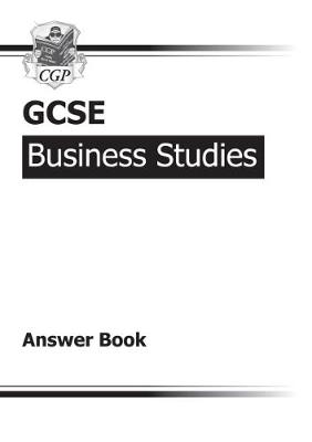 GCSE Business Studies Answers (for Workbook) (A*-G Course) (Paperback)